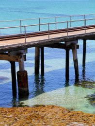 Vivonne Bay jetty